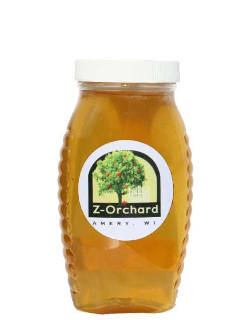 Z-Orchard, Amery Wisconsin, Local Honey 1lb