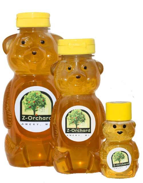 ZOrchard Honey Bears Amery Wisconsin